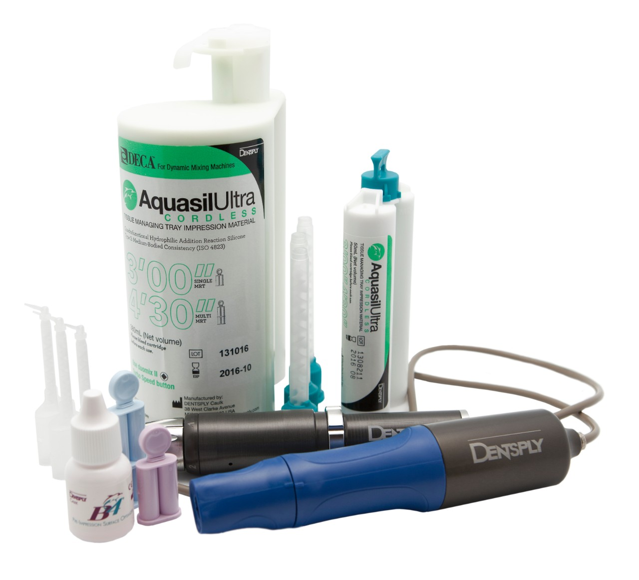 Aquasil Ultra Cordless Tissue Managing Impression System