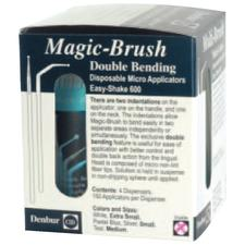 Magic-Brush Double Bending Micro Applicators Easy-Shake 600 Series