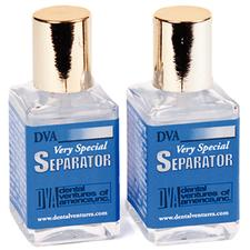 DVA Conditioner and VSS System - Separator Refills - 2 (1 oz) Bottles with 2 Brushes