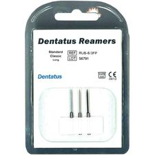 Reamers for Posts, 3/Pkg