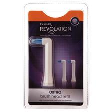 Revolation Brush Head Refill - Ortho Brush Head