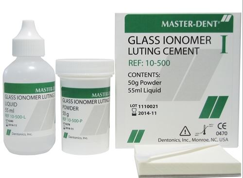 Master-Dent Glass Ionomer Cement