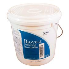 Biovest® Soldering Investment, 8.8 lb Tub - Biovest® Soldering Investment, 8.8 lb Tub