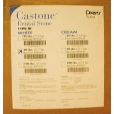 Castone® Dental Stone - 25 lb, Cream