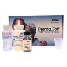 PermaSoft® Denture Liner - 120 g Kit - Clear