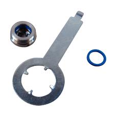 Tradition Lever End Cap and Wrench