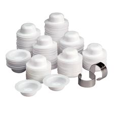 Dapaway Disposable Dappen Dishes- Finger Ring Holder