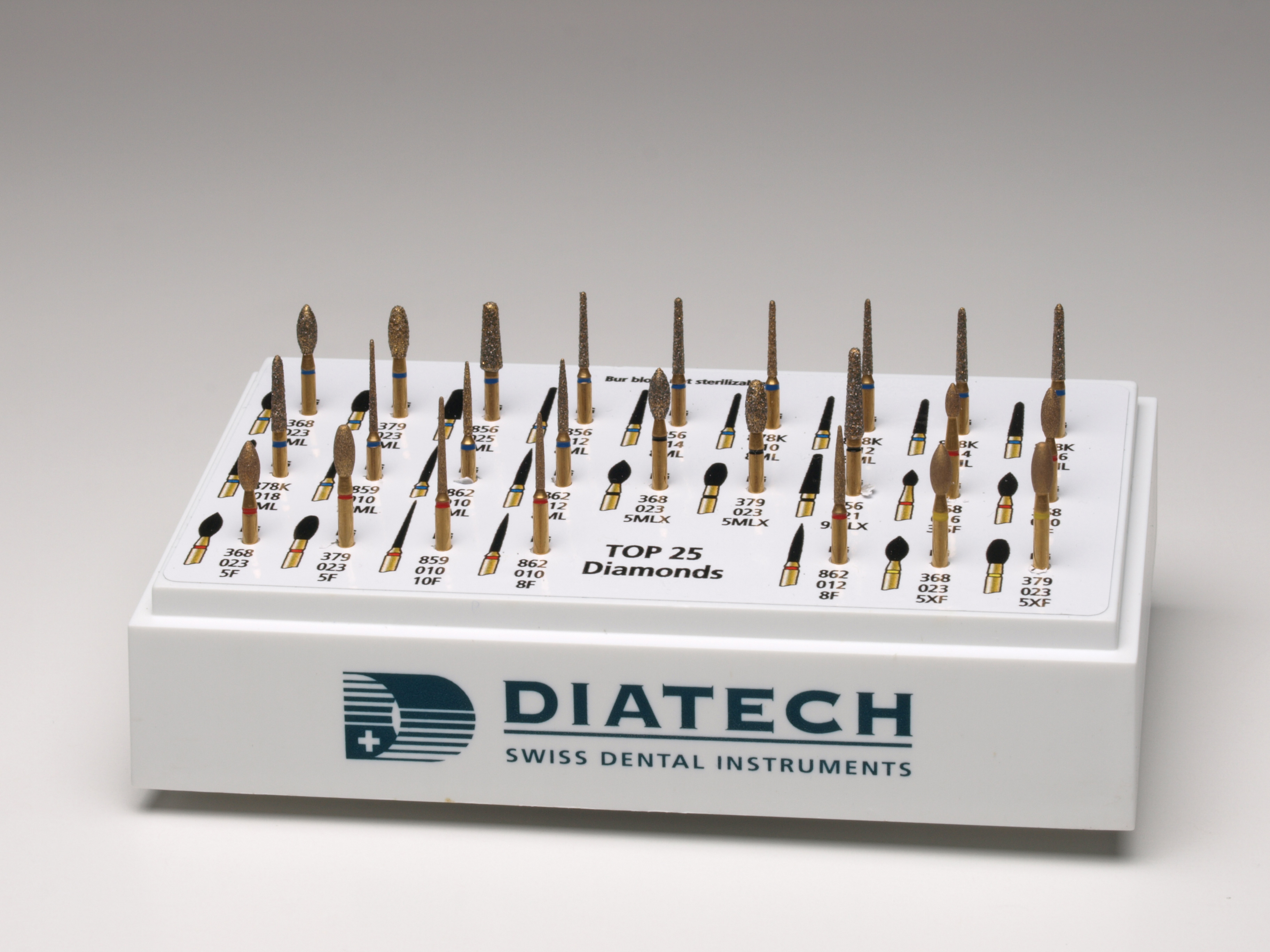 Diatech Top 25 Diamond Kit