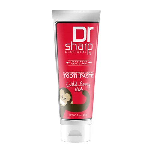 Dr. Sharp's Fluoride-Free Toothpaste