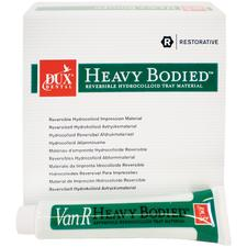 Heavy Bodied Reversible Hydrocolloid Tray Material