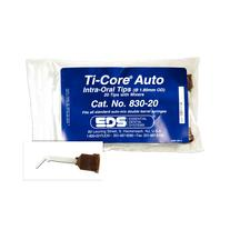 Ti-Core Auto E Intraoral Tips, 20/:Pkg