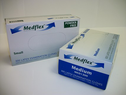 MEDFLEX PREMIUM EXAM GLOVES