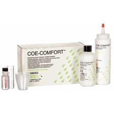 COE-Comfort Self-Cure Chairside Edentulous Tissue Conditioner- Professional Package