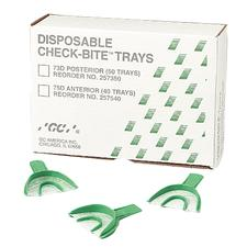 Check-Bite Triple Function Trays, 40/:Pkg