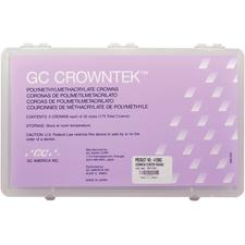 GC Crowntek Provisional Crowns Starter Kit