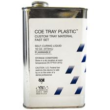 COE Tray Plastic - 16 oz Liquid Refill - 16 oz Bottle, Fast Set