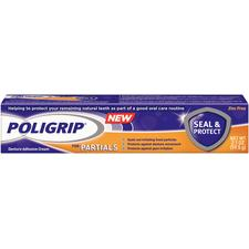 Poligrip® for Partials Seal & Protect Denture Adhesive - 2.1 oz