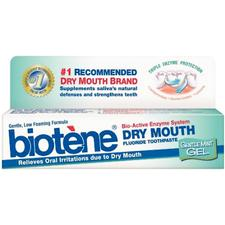 Biotene® Dry Mouth Toothpaste Gel - 0.7 oz Tube