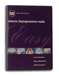 Anterior Deprogrammers Made Easy DVD