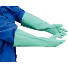 Nitrile Utility Gloves Elbow Length - HPTC