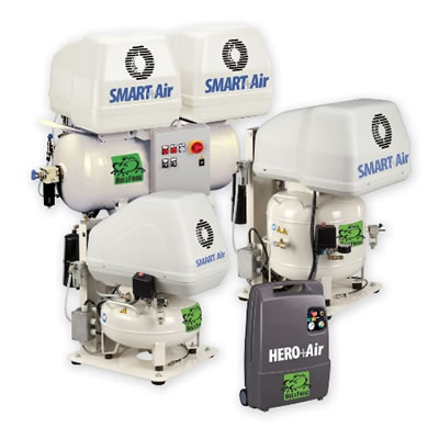 BullFrog Smart+Air Compressors