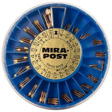 MiraPost Classic Gold-Plated Posts, Starter Kits