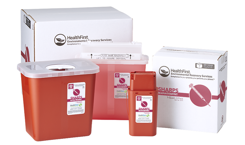 Sharps Management Kits