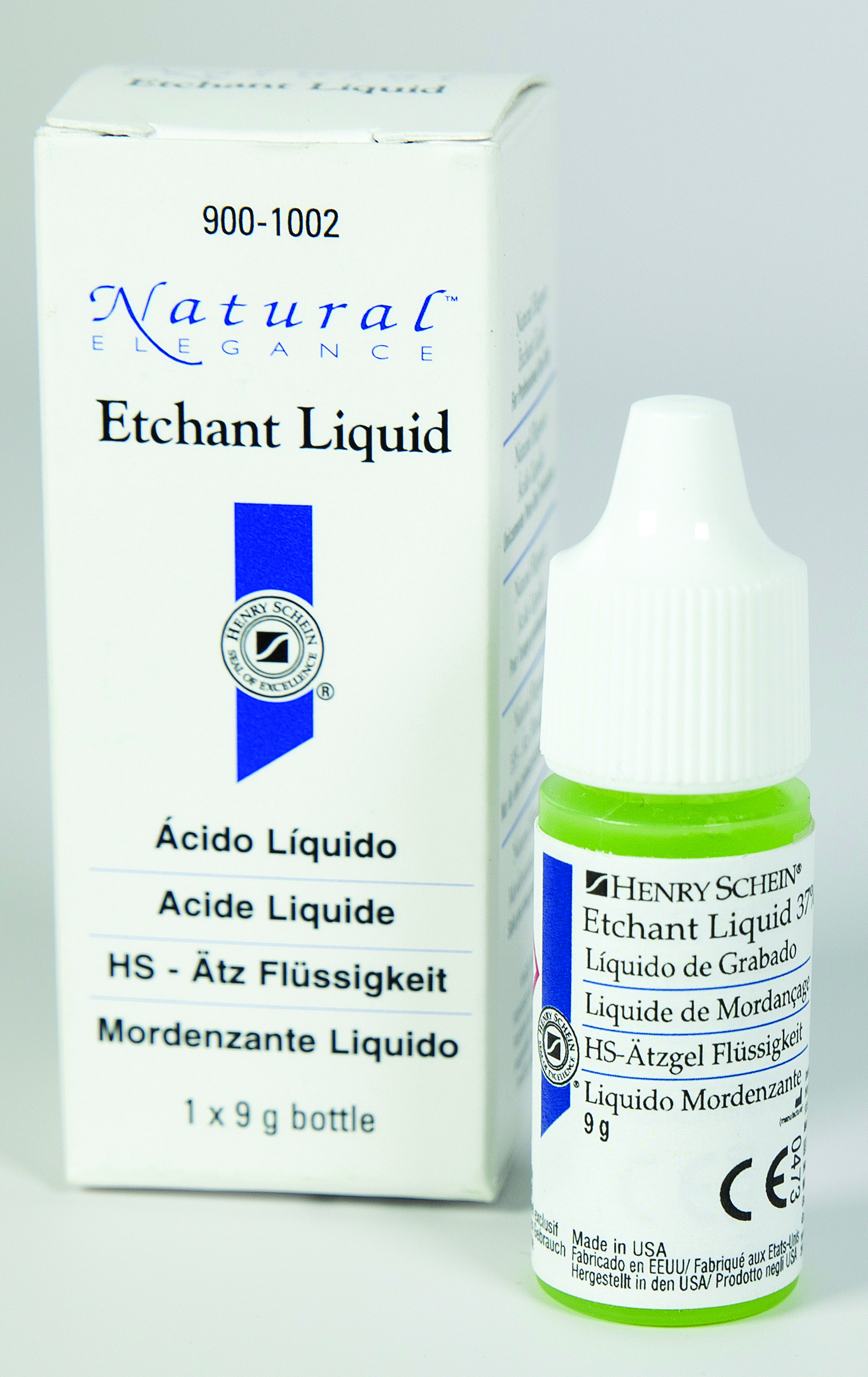 Natural Elegance Etch Liquid