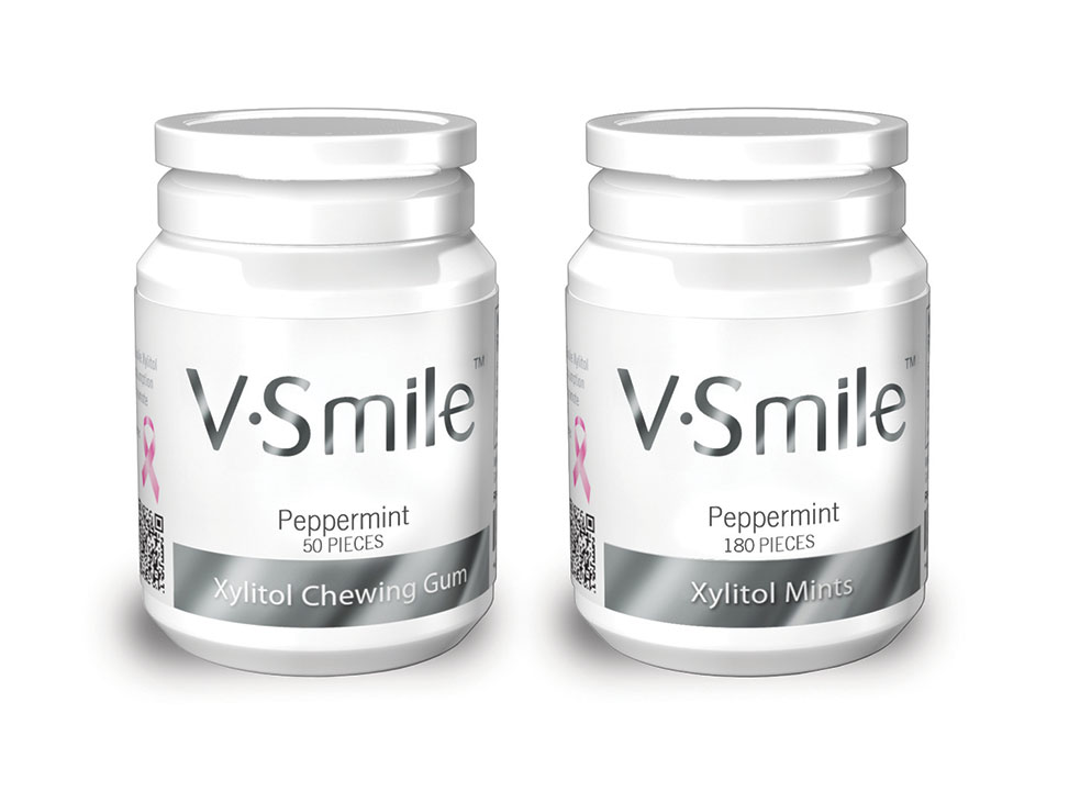 V-Smile Xylitol Chewing Gum and Mints