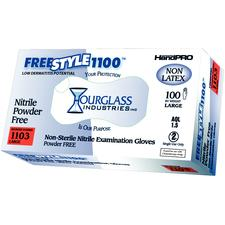 FreeStyle 1100 Nitrile Exam Gloves