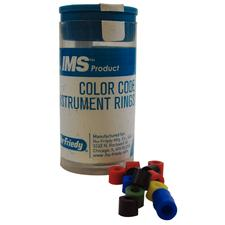 IMS Color Code Rings - Assorted, 90/:Pkg - Large, Assorted