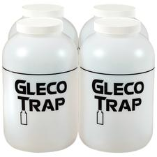 Gleco Trap Replacement Bottles - Plaster Trap - 12 (32 oz) Bottles