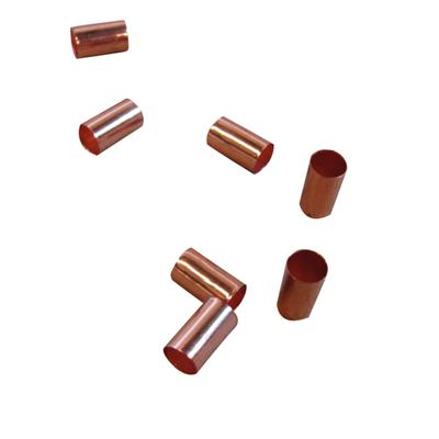 Polished Hard Copper Bands Refills, 18/:Pkg