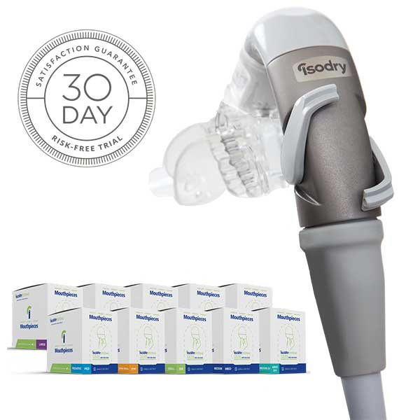 Isodry Non-Illuminated Dental Isolation System