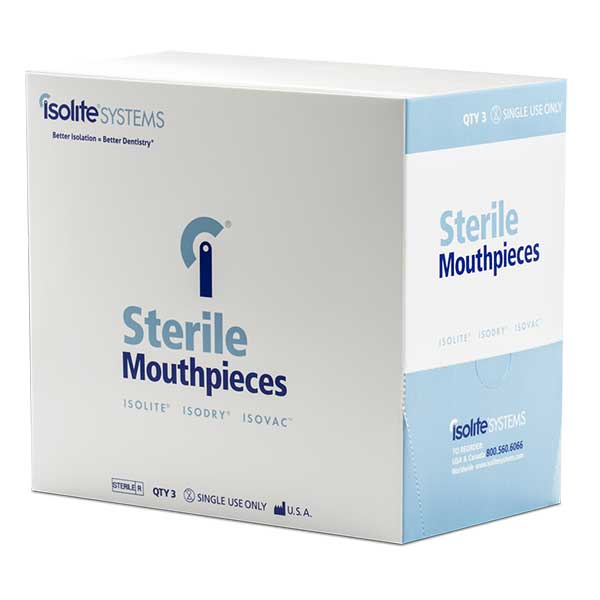 Isolite Sterile Mouthpieces