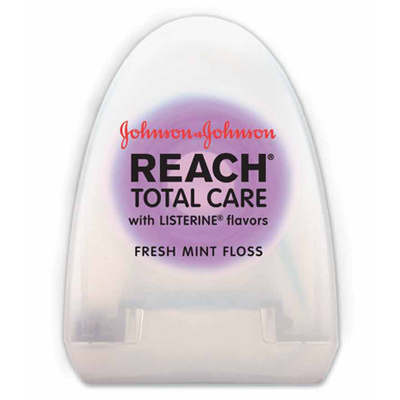J j instruments inc reach total care floss dental for What is flossing
