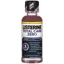 Listerine Total Care Zero Anitcavity Mouthwash