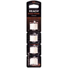 REACH Access Disposable Snap-on Flosser Heads