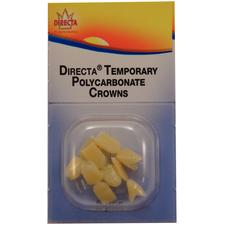 Directa Polycarbonate Temporary Crowns