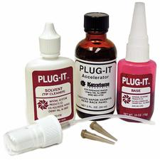Plug It- Base with Tip, 5 oz Bottle