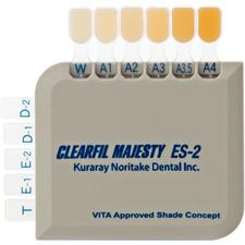 Clearfil Majesty ES-2 Shade Guide