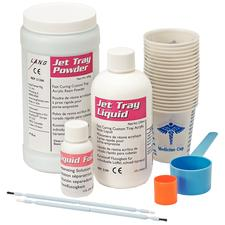 Jet Tray Powder (600 g) and Liquid (236 ml) - Jet Tray Powder (600 g) and Liquid (236 ml)