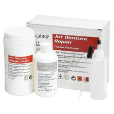 Jet Denture Repair - Powder and Liquid - Clear