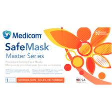 Safe+Mask Master Series Limited Edition Earloop Mask, 50/:Box