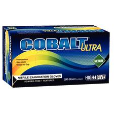 COBALT Nitrile Exam Gloves - Ultra Nonmedical, 200/:Box - Extra Large