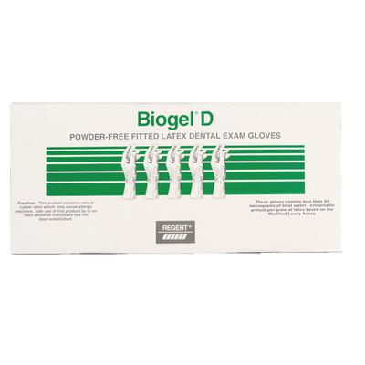 Biogel Diagnostic Fitted Latex Exam Glove