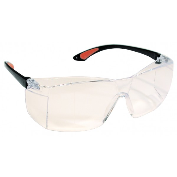DEFEND Clear Protective Eyewear