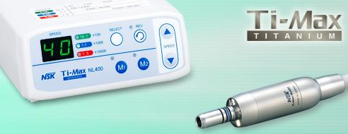 Ti-Max NL 400 Electric Handpiece System