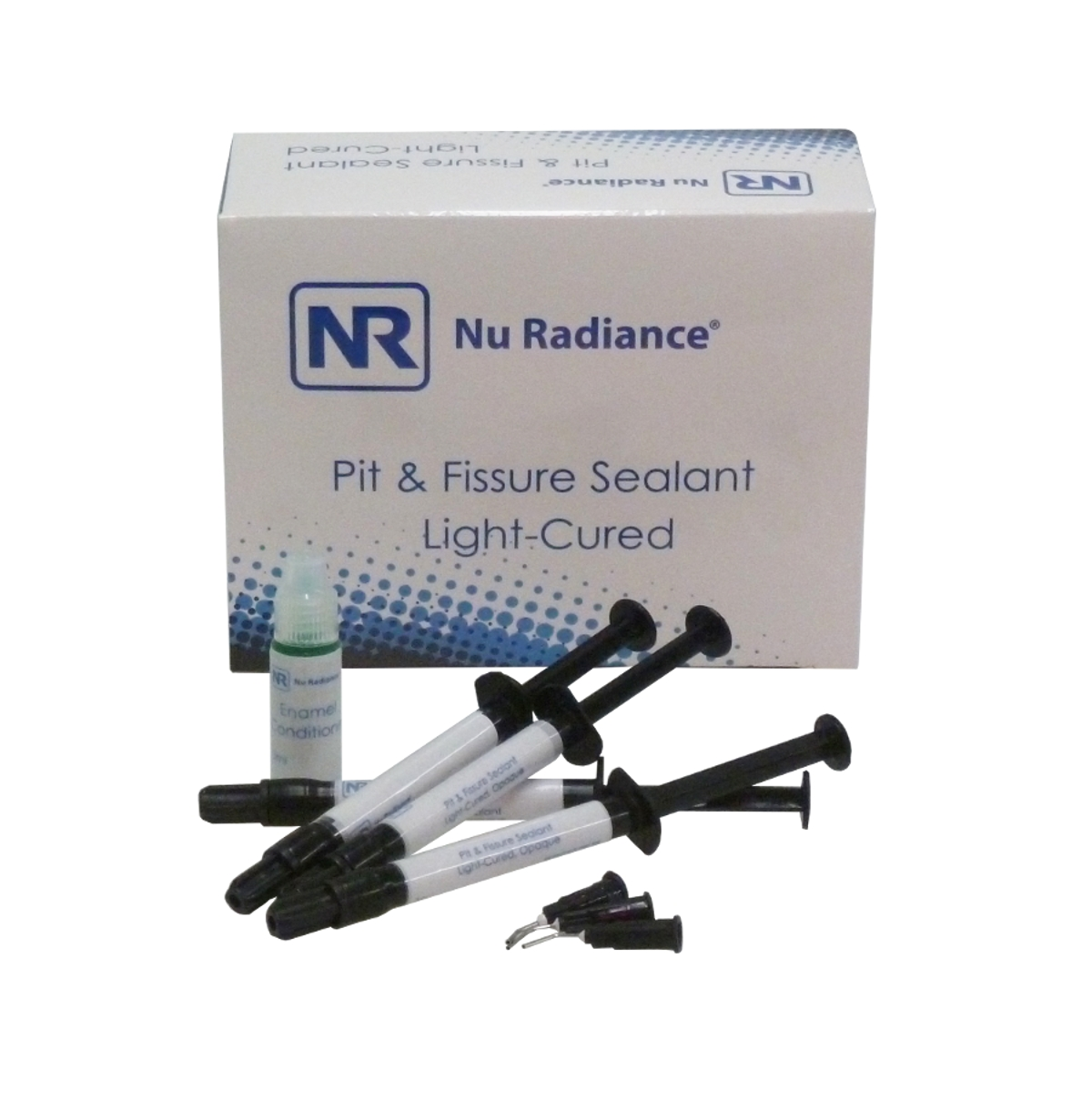Nu Radiance Pit & Fissure Sealant, Light-Cured