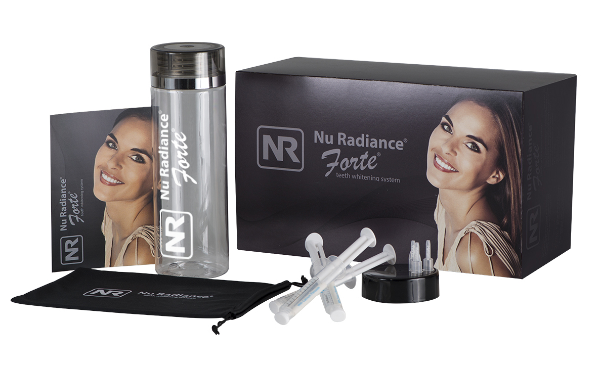 Nu Radiance® FORTE Teeth Whitening System